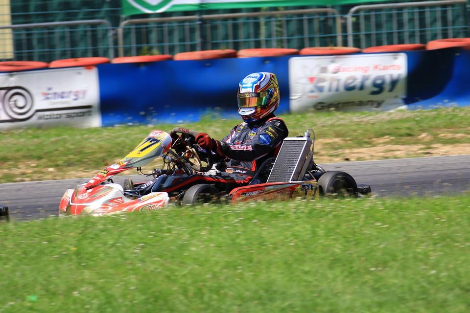 KKC Racing Team fährt in die Top-Fünf