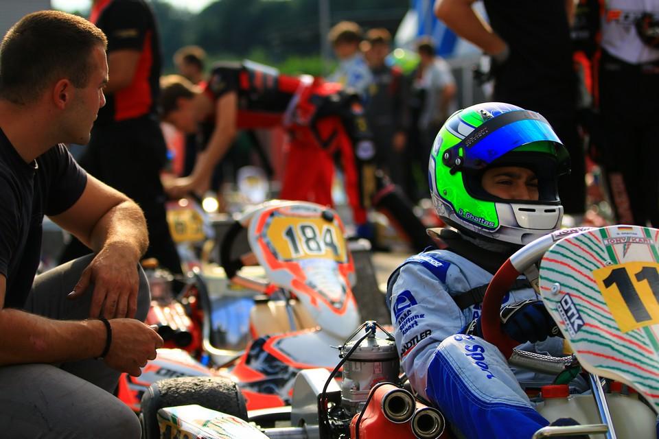 TR Motorsport-Junioren überzeugen in Genk