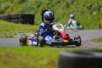 Doppelsieg für DS Kartsport Pilot Julien-Noel Rehberg im WAKC