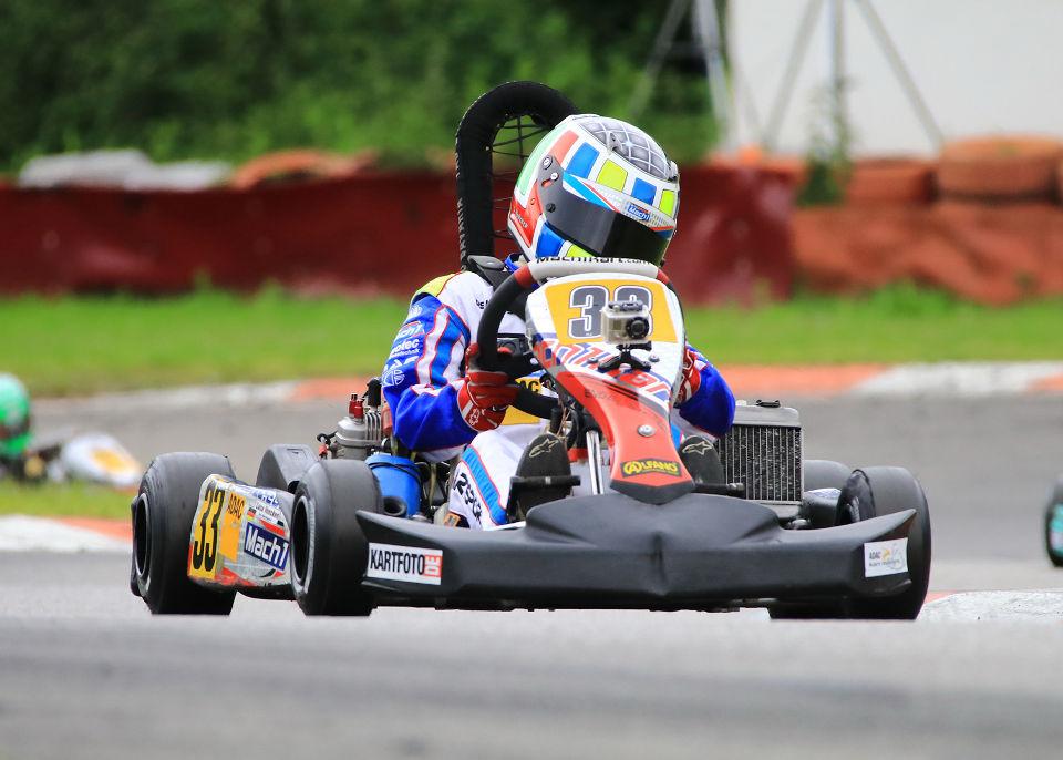 Sieg im Sommercup Kerpen für DS Kartsport