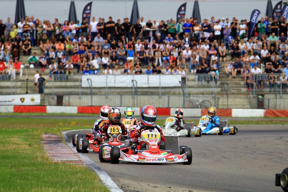Solgat Motorsport weiterhin auf Top-Ten-Kurs in der DJKM