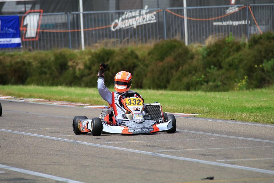 DSKC Genk: RS Motorsport gewinnt