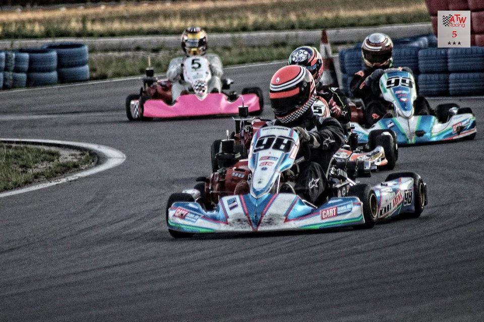 CARTteam.de by KartArena Ingolstadt holt BEBA Cup Sieg in Jüterbog
