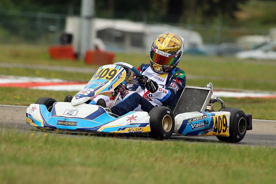 Valier Motorsport mit EM-Gastspiel in Genk