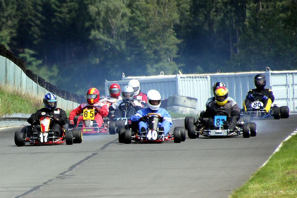 Klassik Kart Meisterschaft geht in die Schlussphase