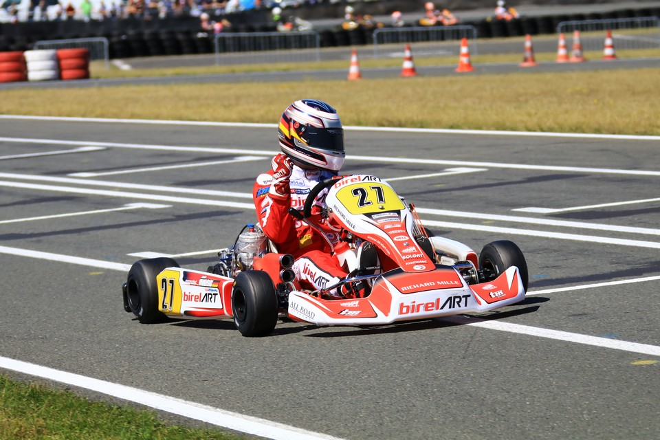 Vorzeitiger ADAC Kart Masters-Titel für Solgat Motorsport