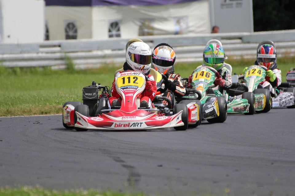 Solgat Motorsport verteidigt RMC-Spitzenposition