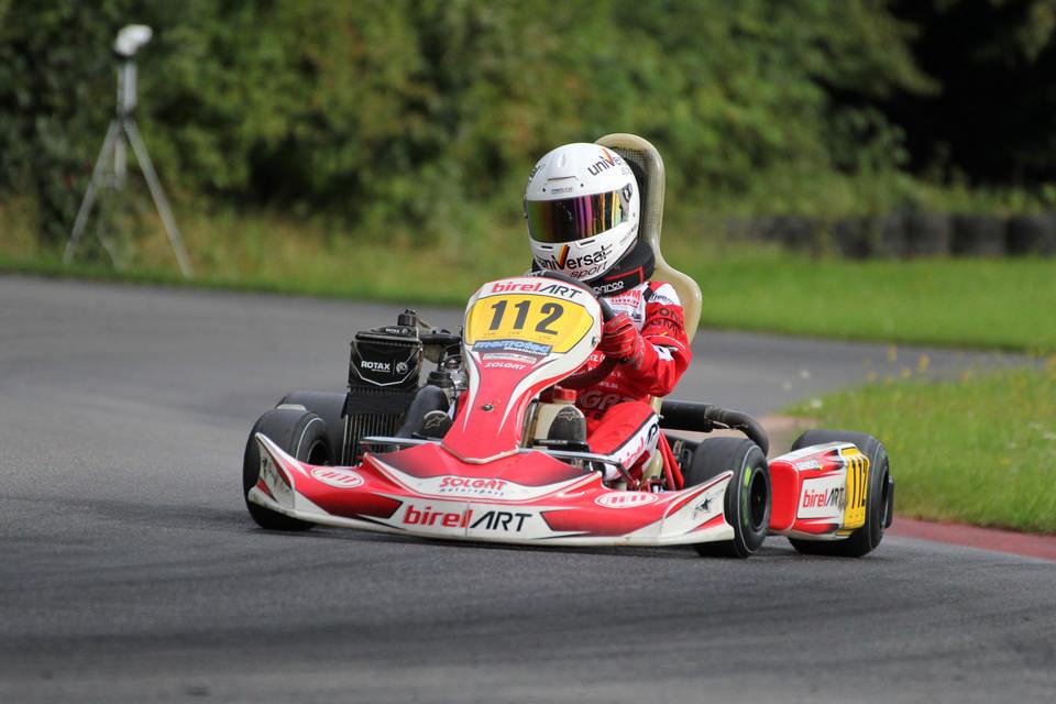 Solgat Motorsport auch in Kerpen weiter in der Erfolgsspur
