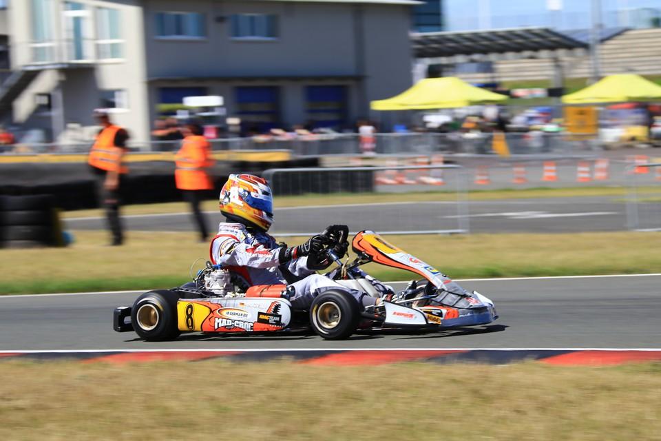RS Motorsport in Oschersleben ohne Fortune