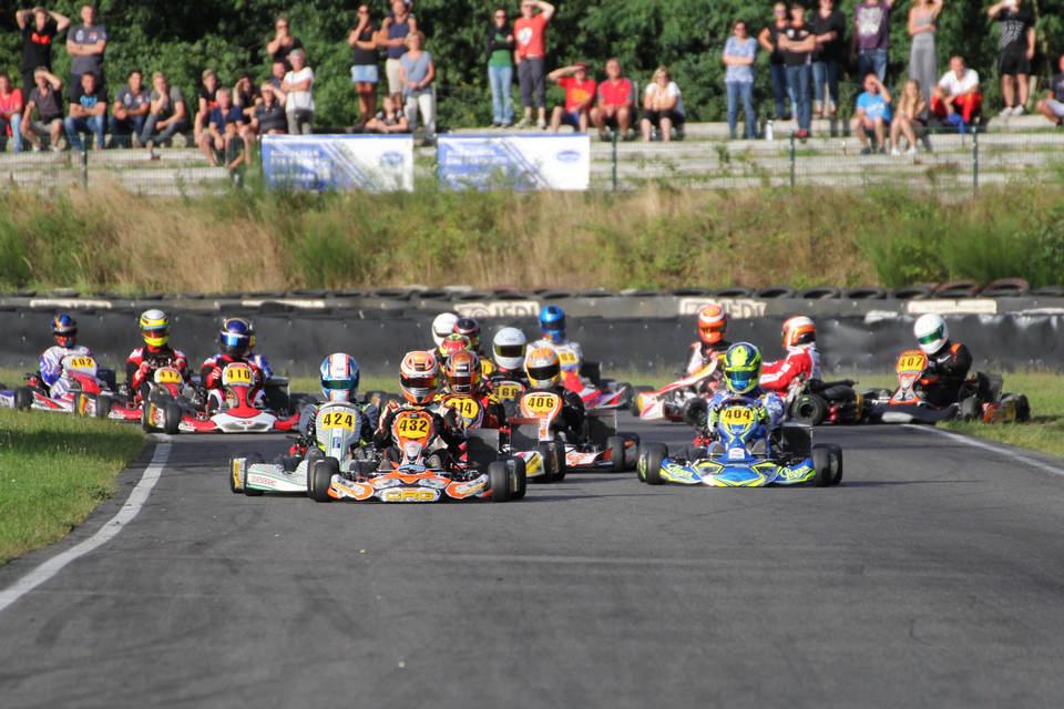 ROTAX MAX Challenge Germany weiterhin bleibt spannend