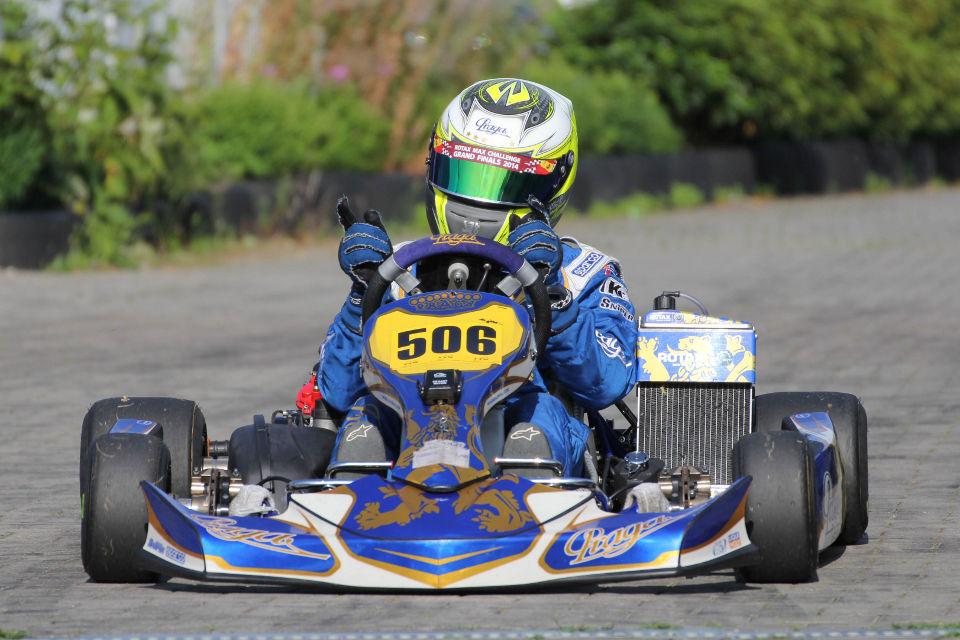 M-Tec Praga Racing: Starke Leistung zur Halbzeit