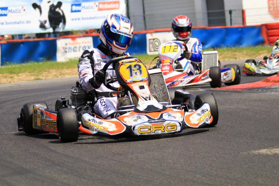 RL-Competition auch in Oschersleben siegreich