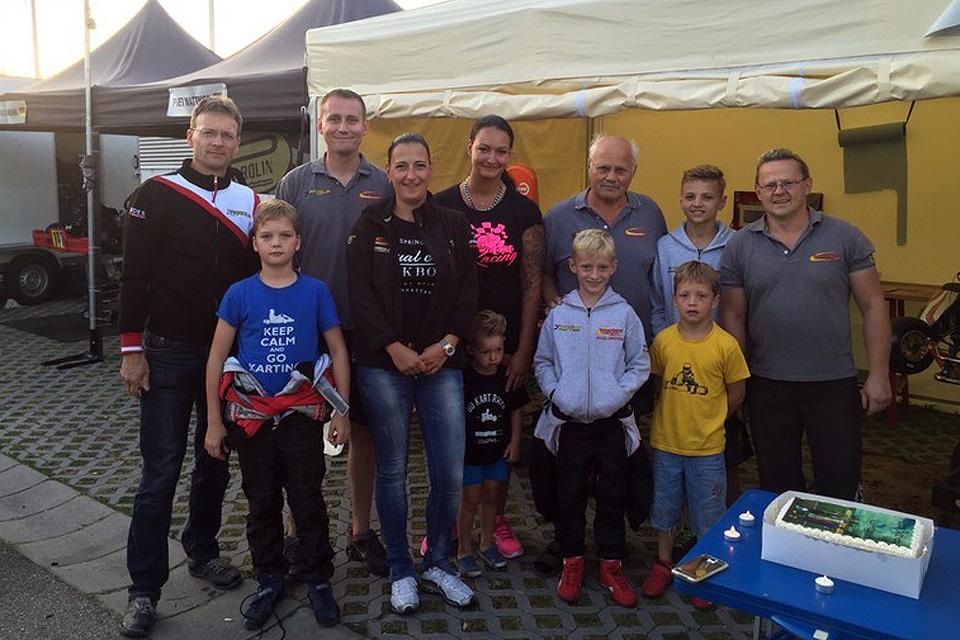 Team Meier-Motorsport gleich mit zwei Meistertiteln in Wackersdorf