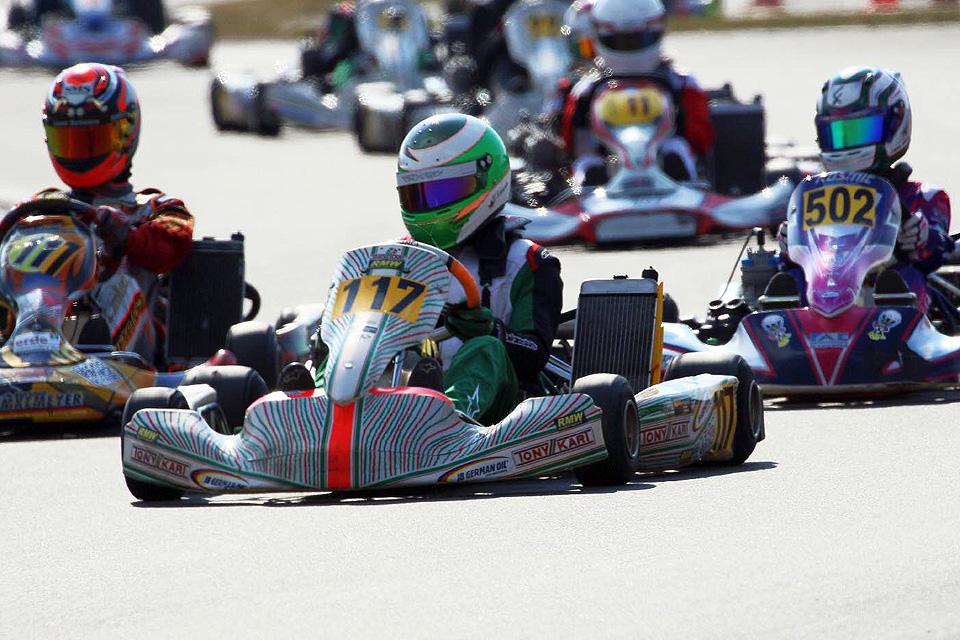 RMW Motorsport erlebt Hitzeschlacht in Wackersdorf