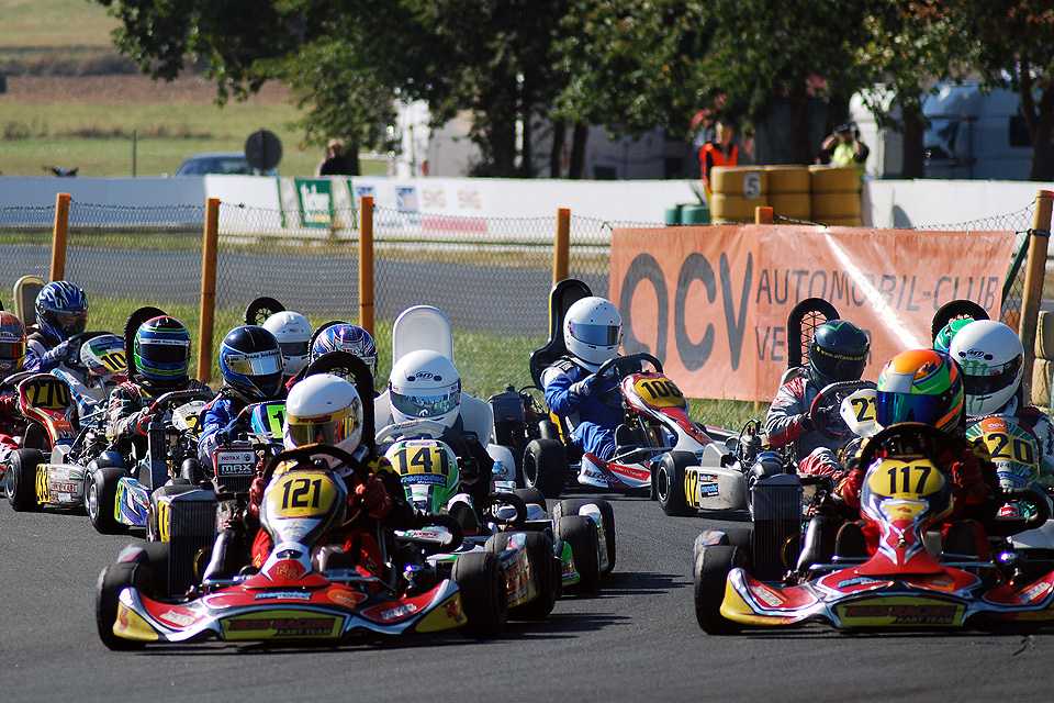 Packendes Finale des ACV Rhein-Main Kart-Cup in Oppenrod
