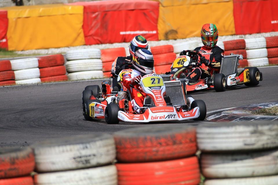 Solgat Motorsport krönt Meisterschaftsgewinn mit Doppelsieg