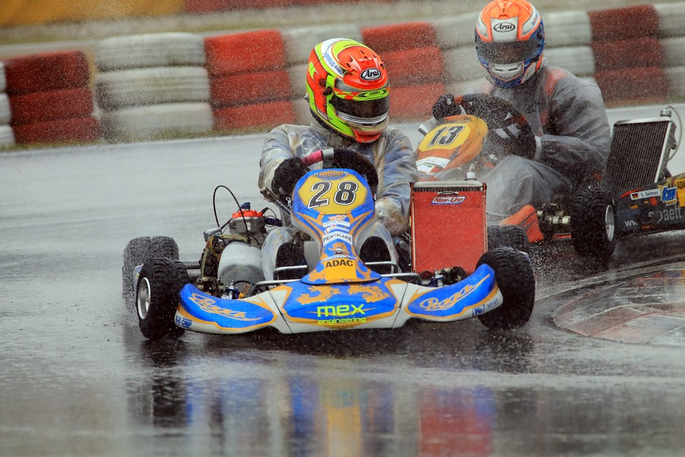 Paul-Jeremy Voegeding rast beim Saisonfinale in die Top-Ten