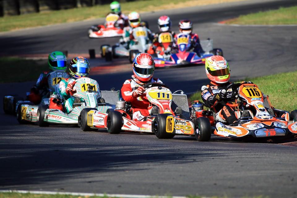 Attraktive Preise in der Deutschen Kart Meisterschaft