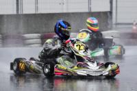 Land unter beim ADAC Kart Cup Finale in Wackersdorf
