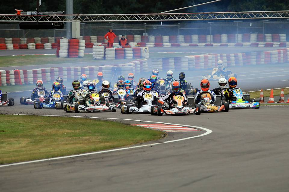 Finale in Wackersdorf:  ADAC Kart Masters-Champions stehen fest