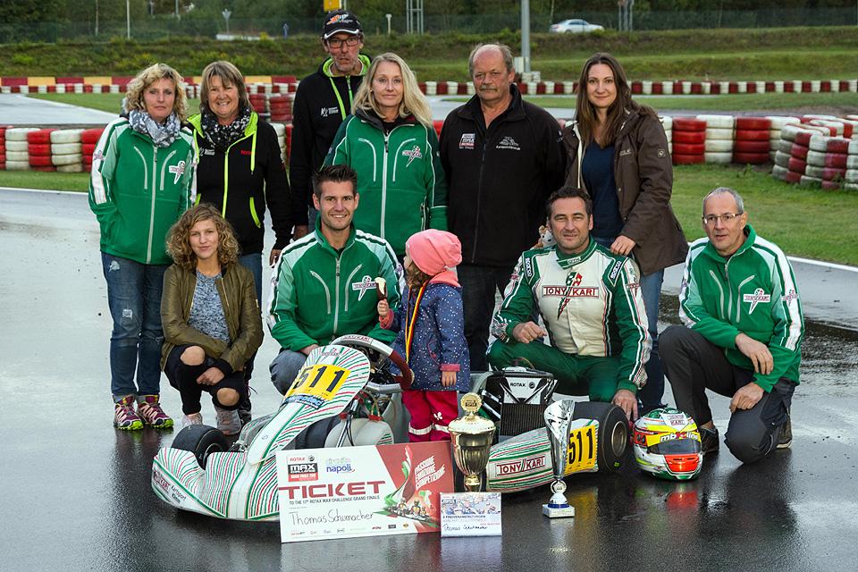 Erfolgreiches RMC Saisonfinale für Kartsport-Klimm
