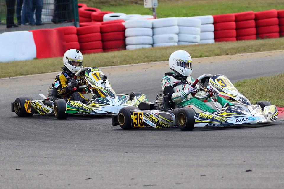 RMW motorsport holt ADAC Kart Cup-Titel