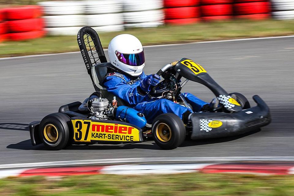 Top Ten Platzierungen für Meier Motorsport in Kerpen