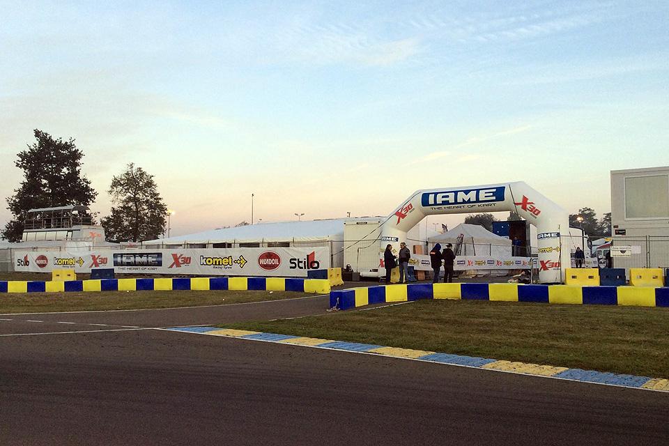 Deutsche X30-Senioren stark in Le Mans