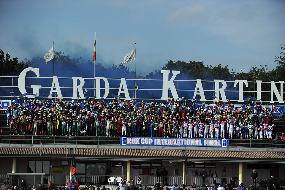 Rok Cup International Final erwartet Rekordteilnehmerfeld