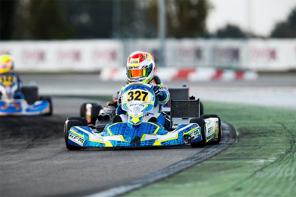 Niklas Krütten startet bei Trofeo delle Industrie