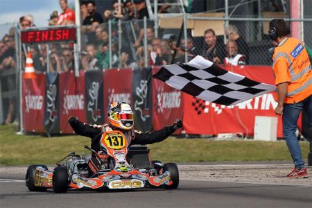 RS Motorsport erweitert Produktpalette um CRG-Kart