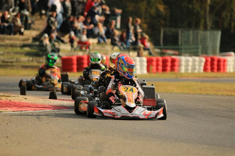 Erfolgreiche Finalwochen für Beule Kart Racing Team