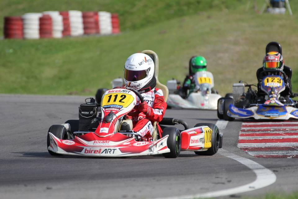 Solgat Motorsport feiert gelungenes Rotax-Finale in Wackersdorf