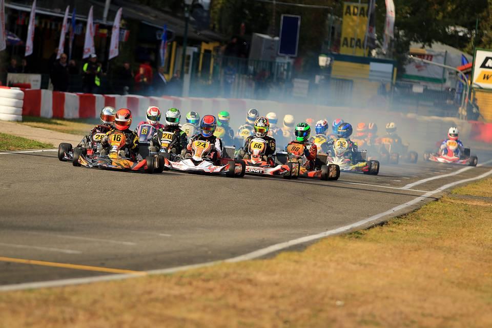 ADAC Kart Cup geht 2017 in seine dritte Saison