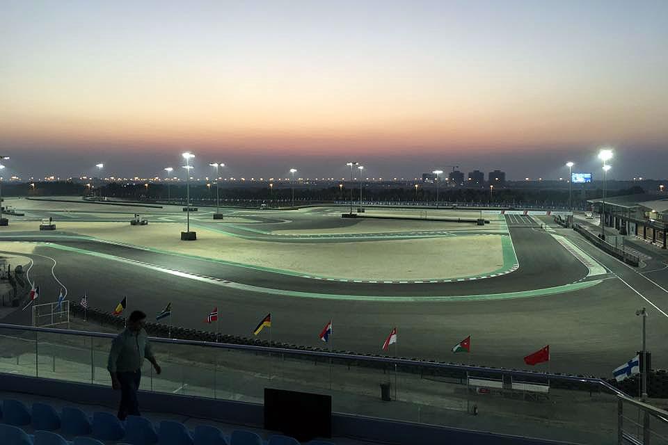 Startfrei für die Kart-WM in Bahrain