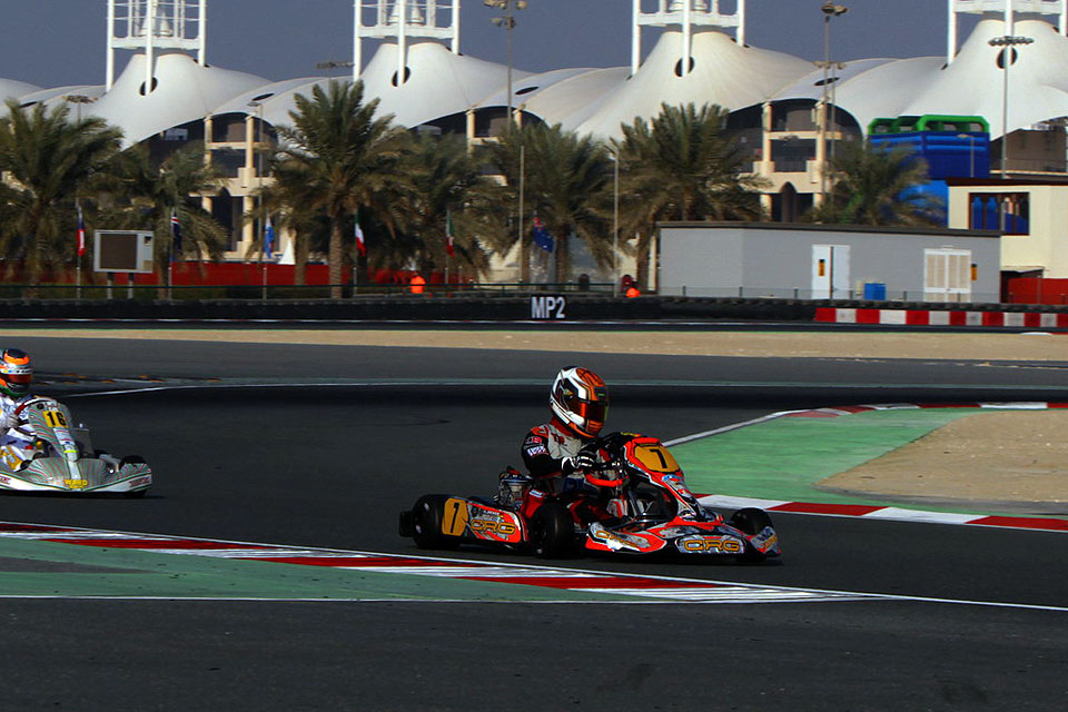 Hannes Janker wird starker WM-Fünfter in Bahrain