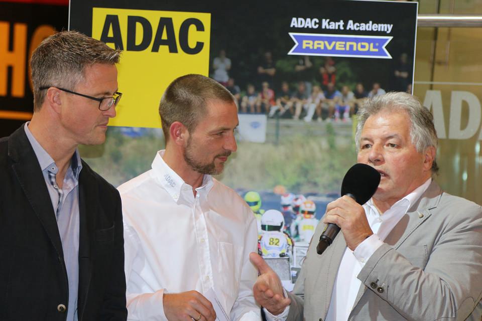 Alle Antworten zur neuen ADAC Kart Academy 2017