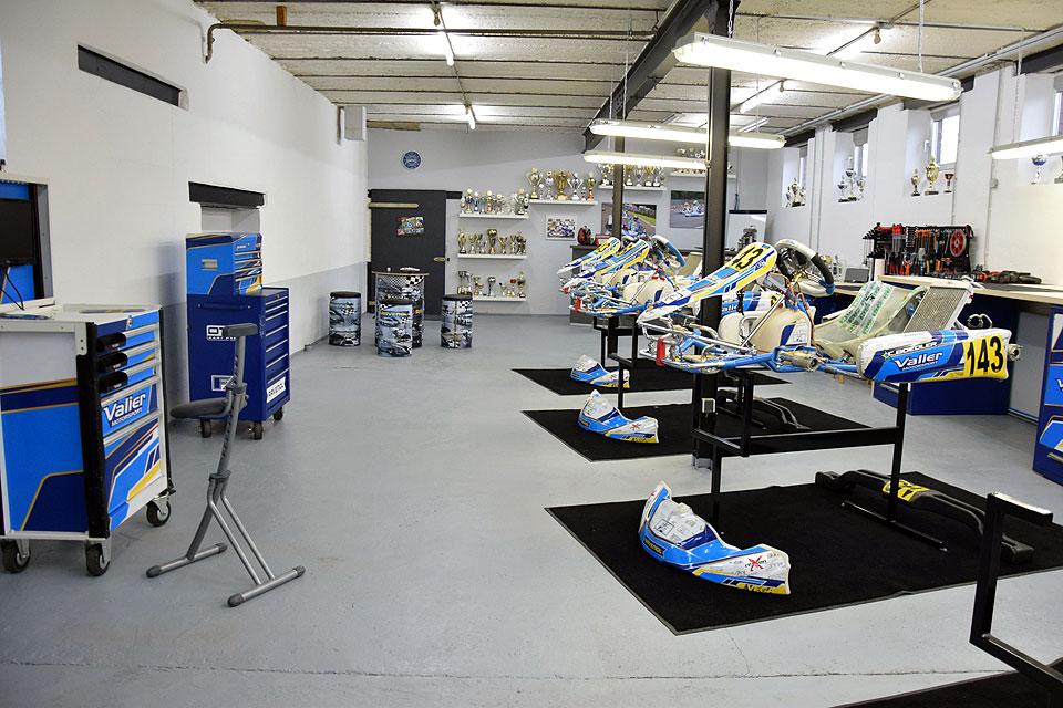 Valier Motorsport verlegt Firmensitz nach NRW