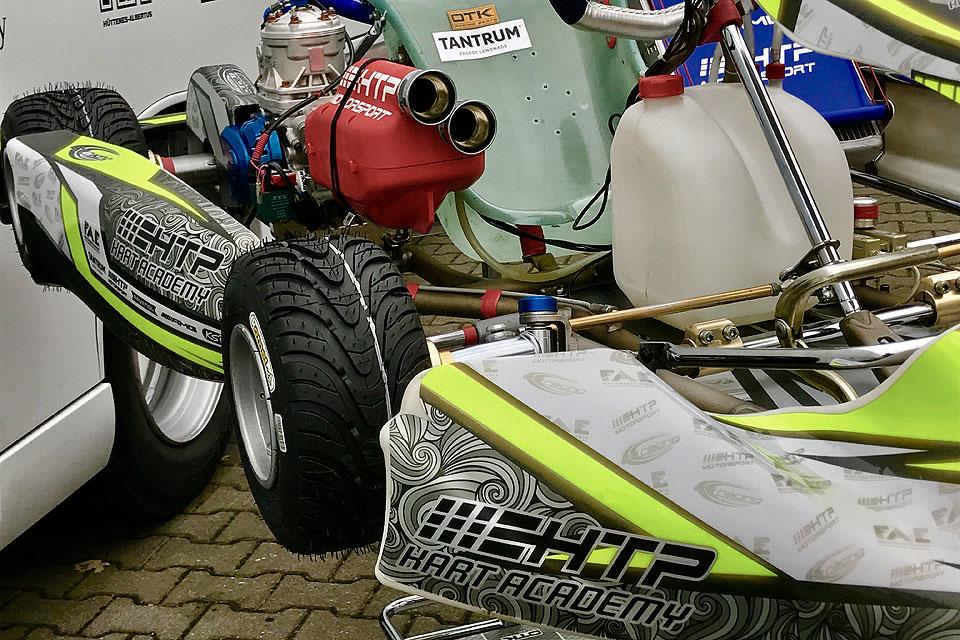 Aus CV Racing wird HTP Kart Academy