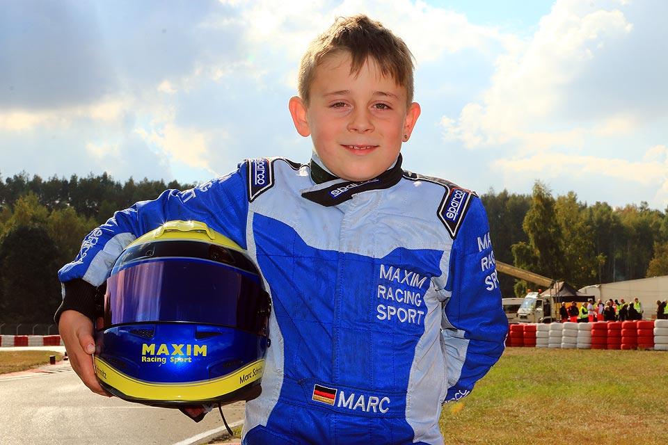 Marc Schmitz wird Top Kart Germany-Pilot