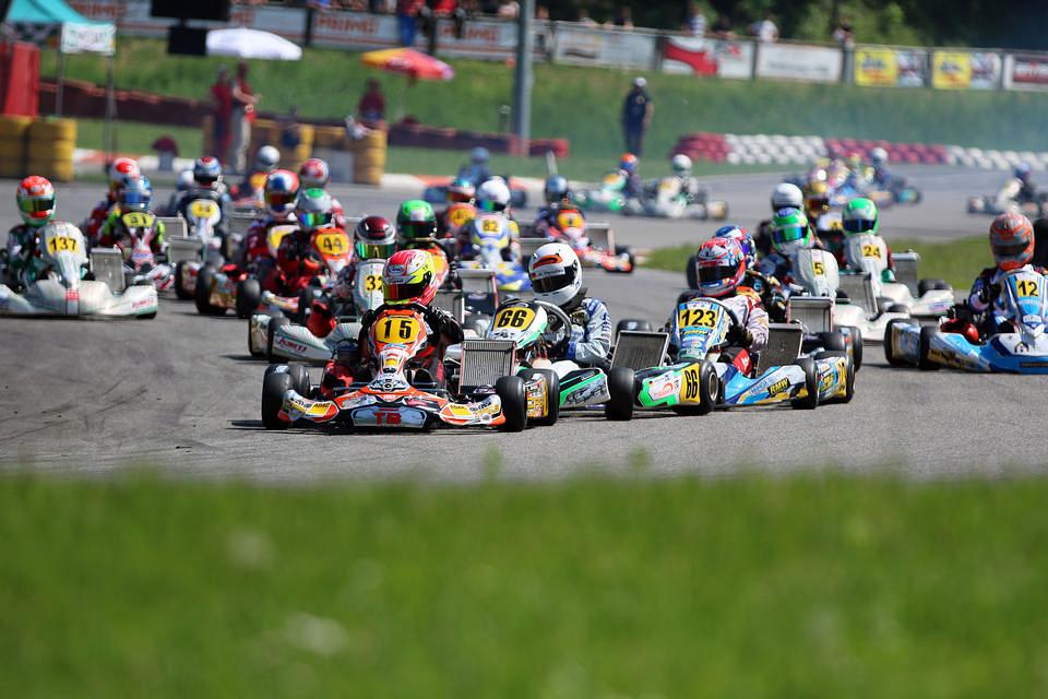 Zusätzliche Klassen beim ADAC Kart Cup und ADAC Kart Bundesendlauf