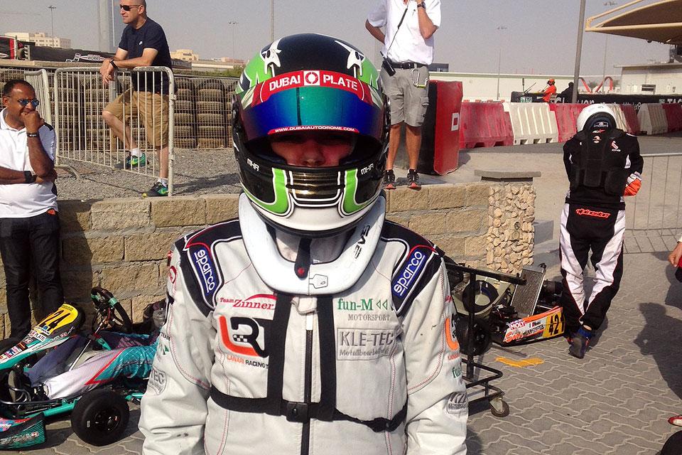 Simon Klemund beendet Dubai-O-Plate als Neunter