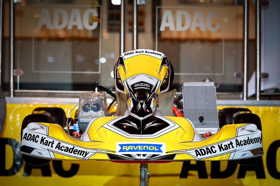 Mit der ADAC Kart Academy in den Formelsport