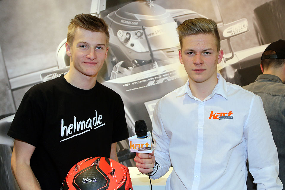 Jannes Fittje peilt Titel in der Formel 3 an
