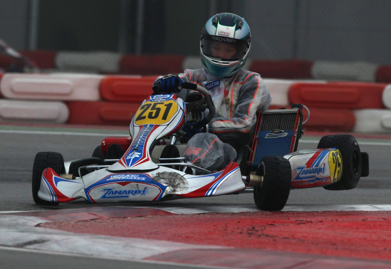 CRG TB Racing Team startet erfolgreich in die neue Saison