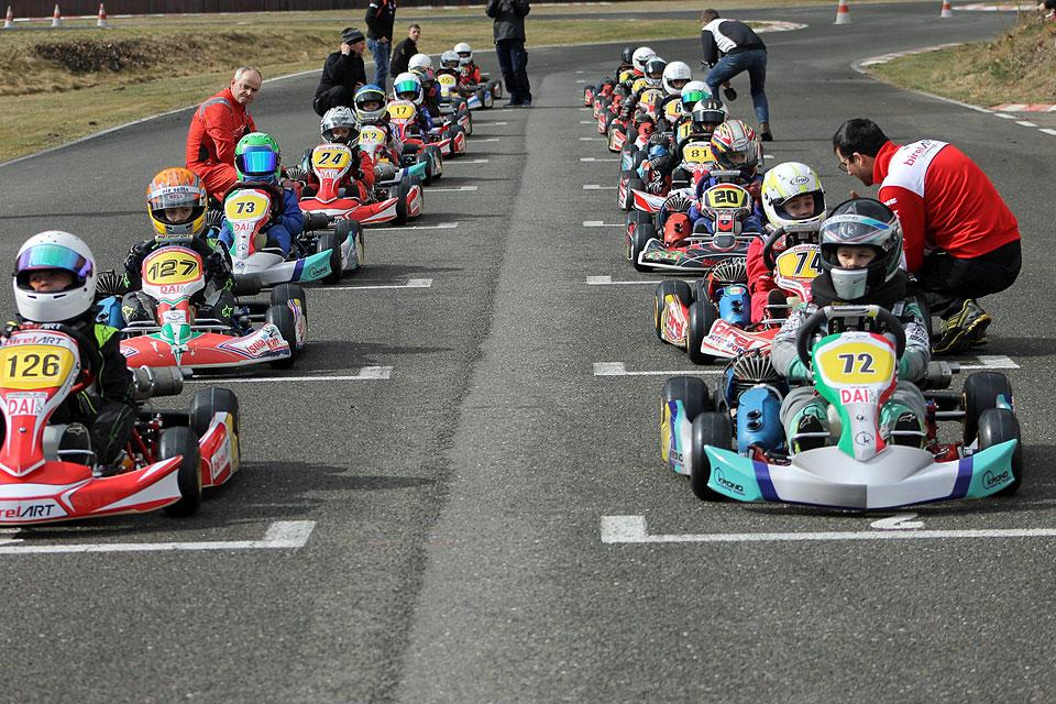 DAI-TROPHY startete mit dem legendären Wintercup in Bozen