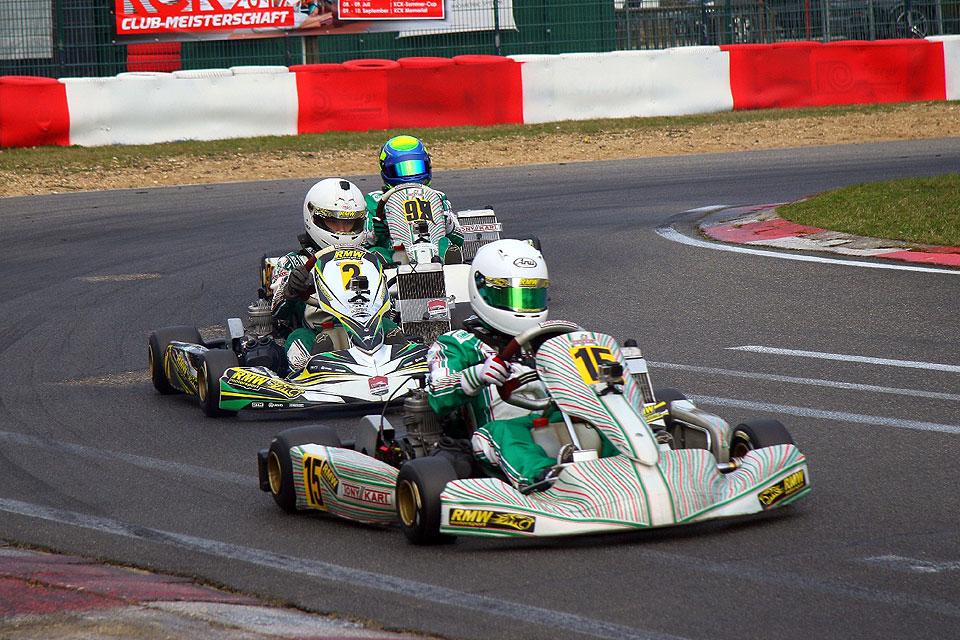 RMW motorsport: Turbulenter Saisonauftakt beim Winterpokal in Kerpen