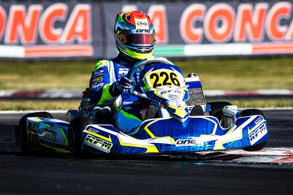Technik stoppt Niklas Krütten in La Conca