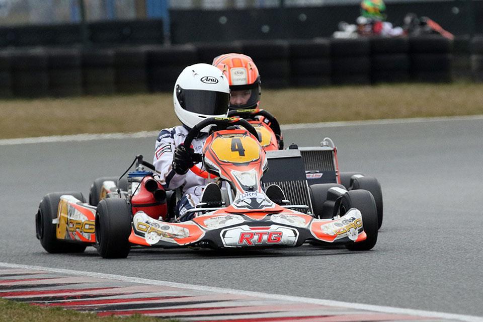 RTG Kartsport feiert Zweifacherfolg beim Winterpokal-Finale