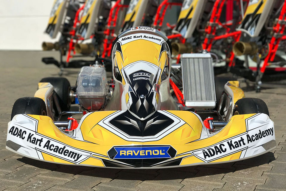 Experience Day und Rookie-Wertung in der ADAC Kart Academy